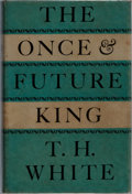Books:Literature 1900-up, T. H. White. The Once & Future King. London: Collins,1958. First edition. Publisher's binding and dust jacket. ...