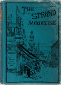 Books:Mystery & Detective Fiction, [Arthur Conan Doyle, P. G. Wodehouse, W. W. Jacobs, H. G. Wells andothers]. George Newnes, editor. The Strand Magazine....