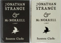 Books:Mystery & Detective Fiction, Susanna Clarke. SIGNED. Jonathan Strange & Mr. Norrell.Group of two signed first American edition, first printi... (Total:2 Items)