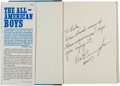 "Explorers:Space Exploration, Walter Cunningham: The All-American Boys Signed BookDirectly from the Personal Collection of Astronaut ""Den Mothe..."