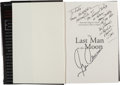 "Explorers:Space Exploration, Gene Cernan: The Last Man on the Moon Signed Book Directlyfrom the Personal Collection of Astronaut ""Den Moth..."