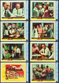 "Movie Posters:Drama, 12 Angry Men (United Artists, 1957). CGC Graded Lobby Card Set of 8(11"" X 14"").. ... (Total: 8 Items)"