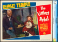 """Movie Posters:Musical, The Littlest Rebel (20th Century Fox, 1935). CGC Graded Lobby Card(11"""" X 14"""").. ..."""