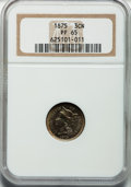 Proof Three Cent Nickels, 1875 3CN PR65 NGC....