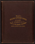 Miscellaneous:Other, Heath's Infallible Counterfeit Detector Banking and Counting HouseEdition 1866. . ...