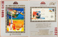 Explorers:Space Exploration, Shenzhou 5 Flown Cover Signed by Yang Liwei. ...