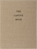 Books:Literature 1900-up, [Limited Editions Club]. Czeslaw Milosz. SIGNED/LIMITED. TheCaptive Mind. LEC, 1983. Limited to 1500 numbered cop...