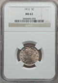 Liberty Nickels: , 1912 5C MS63 NGC. NGC Census: (241/515). PCGS Population (387/656).Mintage: 26,236,714. Numismedia Wsl. Price for problem ...