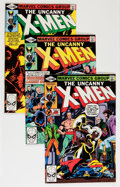 Modern Age (1980-Present):Superhero, X-Men Group (Marvel, 1980) Condition: Average VF+.... (Total: 7Comic Books)