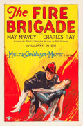 "Movie Posters:Drama, The Fire Brigade (MGM, 1926). One Sheet (27"" X 41"").. ..."