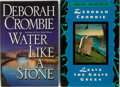 Books:Mystery & Detective Fiction, Deborah Crombie. Group of Two First Edition, First Printing Books.Various, 1995-2007. Light rubbing with foxing along page ...(Total: 2 Items)
