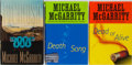Books:Mystery & Detective Fiction, Michael McGarrity. Group of Three First Edition, First PrintingBooks, One Inscribed. St. Martins, 1996-2009. Tularosa...(Total: 3 Items)