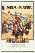 "Movie Posters:Academy Award Winners, Lawrence of Arabia (Columbia, 1962). Roadshow One Sheet (27"" X 41"") Style A.. ..."