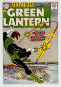 Silver Age (1956-1969):Superhero, Showcase #22 Green Lantern (DC, 1959) Condition: VG+....