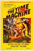 "Movie Posters:Science Fiction, The Time Machine (MGM, 1960). Poster (40"" X 60"") Style Y.. ..."