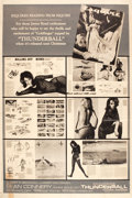 "Movie Posters:James Bond, Thunderball (United Artists, 1965). Advance Esquire Promo Poster(40"" X 60"").. ..."
