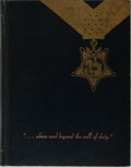 Books:Americana & American History, [Medal of Honor]. Medal of Honor 1861-1949, The Navy. U.S.Navy Department, [1949]. First edition. Illustrated. ...