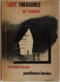 Books:World History, Henry La Farge, editor. Lost Treasures of Europe: A Pictorial Record. Pantheon Books, 1946. First ed...