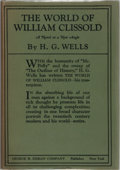 Books:Literature 1900-up, H. G. Wells. The World of William Clissold. Vol. I of II.Doran, 1926. First American edition, first printing. B...