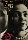 Books:Biography & Memoir, Coretta Scott King. My Life with Martin Luther King, Jr. Holt, Rinehart and Winston, 1969. First edition, first ...
