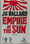 Books:Literature 1900-up, J. G. Ballard. SIGNED. Empire of the Sun. Gollancz, 1984.First edition, first printing. Signed by the author. M...