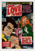Bronze Age (1970-1979):Romance, Our Love Story #5 Savannah pedigree (Marvel, 1970) Condition:VF/NM....