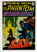 Silver Age (1956-1969):Horror, The Phantom Stranger #1 Savannah pedigree (DC, 1969) Condition:NM-....
