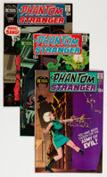 Bronze Age (1970-1979):Horror, The Phantom Stranger #11-18 Savannah pedigree Group (DC, 1969-70)Condition: Average NM-.... (Total: 8 Comic Books)