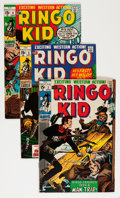 Bronze Age (1970-1979):Western, The Ringo Kid #2-23 Savannah pedigree Group (Marvel, 1970-73) Condition: Average VF/NM.... (Total: 22 Comic Books)