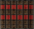 Books:World History, Winston S. Churchill. The Second World War. Vol. I-VI.Easton Press, 1989. Publisher's leather and still in orig...(Total: 6 Items)