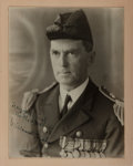 Autographs:Military Figures, William D. Leahy Signed Photograph....