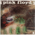 Music Memorabilia:Recordings, Pink Floyd A Saucerful of Secrets Sealed Promo Stereo LP (Tower ST5131, 1968). ...