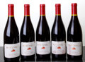 Domestic Pinot Noir, Martinelli Pinot Noir 2002 . Moonshine Ranch. 3lbsl, 2lnl,1wisl, 1hwisl. Bottle (5). ... (Total: 5 Btls. )