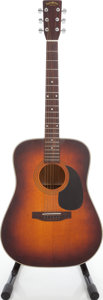 Musical Instruments:Acoustic Guitars, 1980 Martin Sigma DM-3S Sunburst Acoustic Guitar, Serial #801255....
