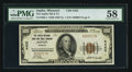 National Bank Notes:Missouri, Joplin, MO - $100 1929 Ty. 1 The Joplin NB & TC Ch. # 4425. ...