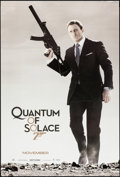 """Movie Posters:James Bond, Quantum of Solace (MGM, 2008). One Sheet (27"""" X 40"""") SS Advance. James Bond.. ..."""