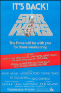 "Movie Posters:Science Fiction, Star Wars (20th Century Fox, R-1979). One Sheet (27"" X 41"").Science Fiction.. ..."