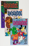 Bronze Age (1970-1979):Cartoon Character, Underdog File Copy Group (Gold Key, 1976-77) Condition: AverageNM.... (Total: 8 Comic Books)