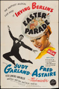 """Movie Posters:Musical, Easter Parade (MGM, 1948). One Sheet (27"""" X 41"""") Style C. Musical.. ..."""