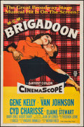 """Movie Posters:Musical, Brigadoon (MGM, 1954). One Sheet (27"""" X 41""""). Musical.. ..."""