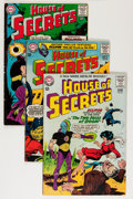 Silver Age (1956-1969):Mystery, House of Secrets Group (DC, 1964-70) Condition: Average VG+....(Total: 16 Comic Books)