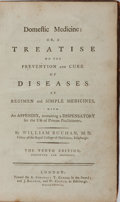 Books:Medicine, William Buchan. Domestic Medicine: or, A Treatise on thePrevention and Cure of Diseases. Strahan, et al., 1788....