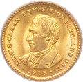 Commemorative Gold, 1905 G$1 Lewis and Clark MS65 PCGS. CAC....