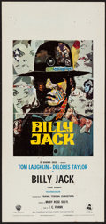 "Movie Posters:Action, Billy Jack (Warner Brothers, 1971). Italian Locandina (13"" X 27""). Action.. ..."