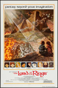 """Movie Posters:Animation, The Lord of the Rings (United Artists, 1978). International OneSheet (27"""" X 41""""). Animation.. ..."""