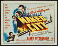 "Movie Posters:Crime, Naked City (Universal International, 1948). Title Lobby Card (11"" X14""). Crime.. ..."