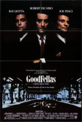 """Movie Posters:Crime, Goodfellas (Warner Brothers, 1990). One Sheet (27"""" X 40.5"""") SS.Crime.. ..."""
