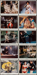 "Movie Posters:Adventure, Our Man Flint & Other Lot (20th Century Fox, 1966). Color Photos (10) (8"" X 10""). Adventure.. ... (Total: 10 Items)"