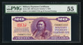 Military Payment Certificates:Series 692, Series 692 $20 PMG About Uncirculated 55.. ...