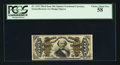 Fractional Currency:Third Issue, Fr. 1331 50¢ Third Issue Spinner PCGS Choice About New 58.. ...